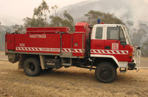 Omeo - Hastings Tanker 1